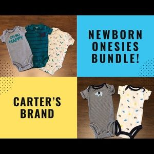 Other - Carter's Lot of Onesies